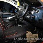 2014 Ford Figo interiors at 2014 Auto Expo