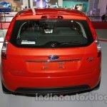 2014 Ford Figo rear at 2014 Auto Expo
