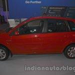 2014 Ford Figo side at 2014 Auto Expo