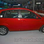 2014 Ford Figo side view at 2014 Auto Expo