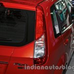 2014 Ford Figo taillight at 2014 Auto Expo