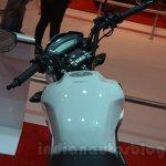 2014 Honda CB Trigger fuel tank live