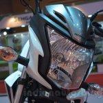2014 Honda CB Trigger headlamp live