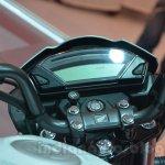2014 Honda CB Trigger instrument panel live
