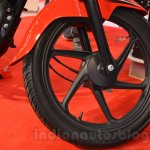 2014 Honda Dream Yuga front wheel live