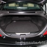 2014 Jaguar XJ boot at Auto Expo 2014