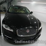 2014 Jaguar XJ front view at Auto Expo 2014