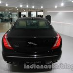 2014 Jaguar XJ rear at Auto Expo 2014