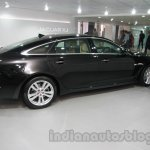 2014 Jaguar XJ rear three quarters at Auto Expo 2014