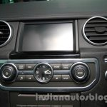 2014 Land Rover Discovery aircon vents at Auto Expo 2014