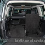 2014 Land Rover Discovery boot at Auto Expo 2014