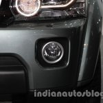 2014 Land Rover Discovery foglamp at Auto Expo 2014