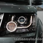2014 Land Rover Discovery headlamp at Auto Expo 2014