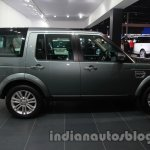 2014 Land Rover Discovery profile at Auto Expo 2014