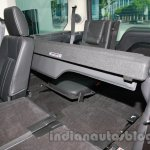 2014 Land Rover Discovery split seat at Auto Expo 2014