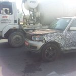 2014 Mahindra Scorpio facelift spied again in Chennai headlight