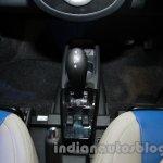 2014 Mahindra e2o driving mode selector