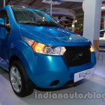 2014 Mahindra e2o front three quarters