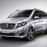 2014 Mercedes-Benz V Class press shot 1