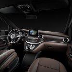 2014 Mercedes-Benz V Class press shot interior