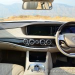 2014 Mercedes S Class review cabin