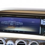 2014 Mercedes S Class review central screen