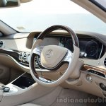 2014 Mercedes S Class review dash