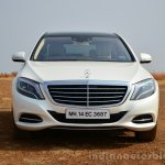 2014 Mercedes S Class review front