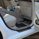 2014 Mercedes S Class review legroom rear