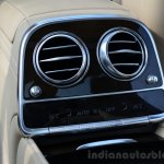 2014 Mercedes S Class review rear AC