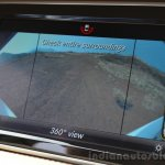 2014 Mercedes S Class review rear camera