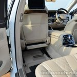 2014 Mercedes S Class review rear legroom