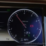 2014 Mercedes S Class review rev meter