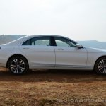 2014 Mercedes S Class review side