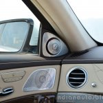 2014 Mercedes S Class review speakers