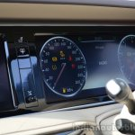 2014 Mercedes S Class review speedo