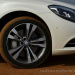 2014 Mercedes S Class review wheel front