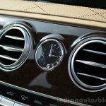 2014 Mercedes S Class review wood trim
