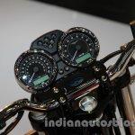 2014 Moto Guzzi V7 Stone Auto Expo 2014 cluster