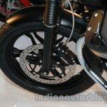 2014 Moto Guzzi V7 Stone Auto Expo 2014 disc