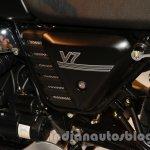 2014 Moto Guzzi V7 Stone Auto Expo 2014 engine