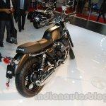2014 Moto Guzzi V7 Stone Auto Expo 2014 rear quarter