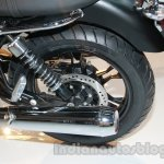 2014 Moto Guzzi V7 Stone Auto Expo 2014 rear wheel