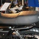 2014 Moto Guzzi V7 Stone Auto Expo 2014 seat