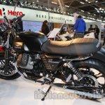 2014 Moto Guzzi V7 Stone Auto Expo 2014 side