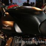 2014 Moto Guzzi V7 Stone Auto Expo 2014 tank