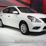 2014 Nissan Sunny facelift at Auto Expo 2014