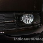 2014 Skoda Superb facelift launch images foglight