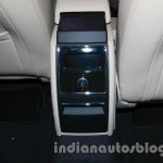 2014 Skoda Superb facelift launch images rear ac