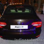 2014 Skoda Superb facelift launch images rear